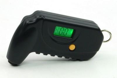 Légnyomás mérő műszer LCD motor robogó quad psi Bar