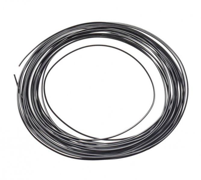 Kábel (0,5mm x 10m) ZÖLD-FEHÉR