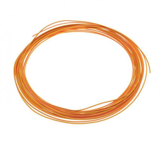 Kábel (0,75mm x 10m) PIROS-SÁRGA