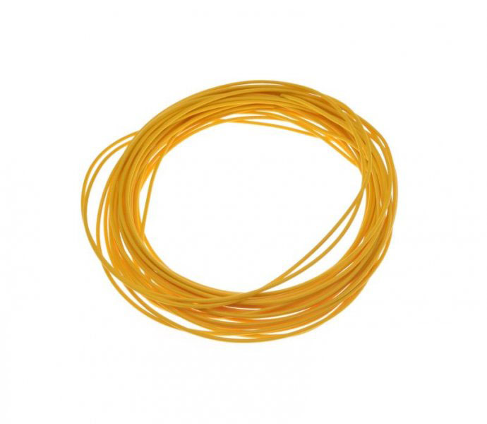 Kábel (1,00mm x 10m) SÁRGA