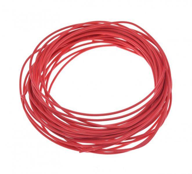 Kábel (1,50mm x 10m) PIROS