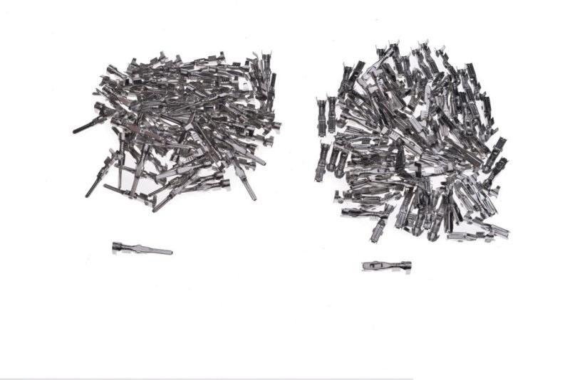 Kábel vég blokk csatlakozókhoz, Típus III, 100 db