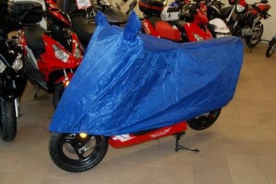 takaró ponyva MAX. 650CC, kék