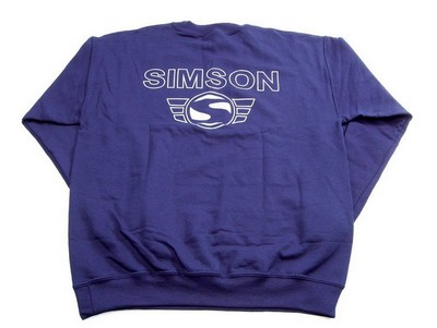 felső ruha SIMSON LOGO M