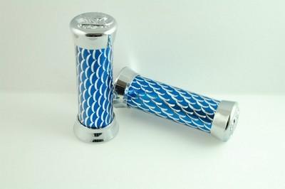 markolat, kormányrúd SCALES kék 0711