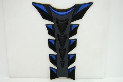 TANKPAD fekete/kék