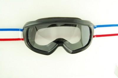 szemüveg motorozáshoz ENDURO fekete