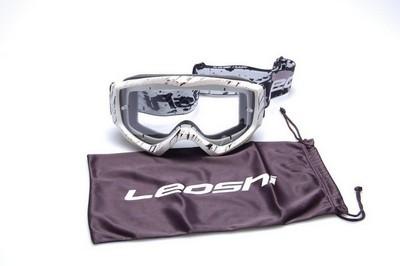 szemüveg motorozáshoz ENDURO LEOSHI NO.3 C