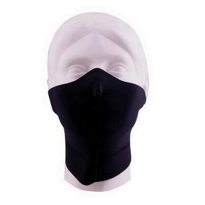 Maszk motoros arc és nyak védő pamut