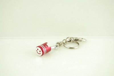 kulcs karika dugattyú piros