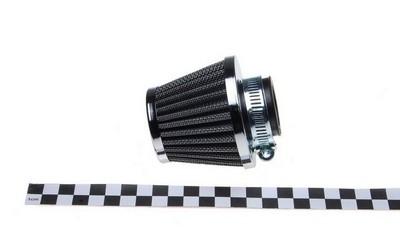 légszűrő sport KL102L1.kúp alakú, króm