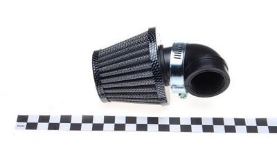 légszűrő sport KL102L3.kúp alakú, 90 CARBON-LOOK
