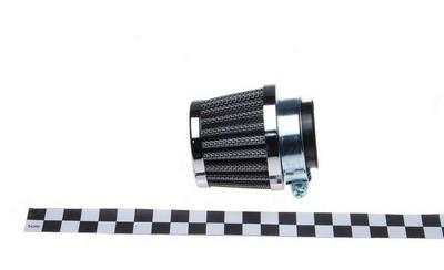 légszűrő sport KM102M1.kúp alakú, króm