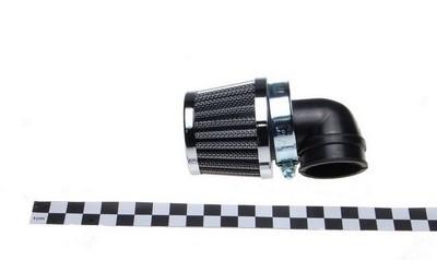 légszűrő sport KM102M3.kúp alakú, 90 króm