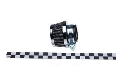 légszűrő sport KS101M1.kúp alakú, kicsi, LOW króm