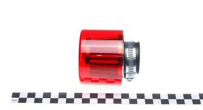 légszűrő sport KM201M1 műanyag ház, piros