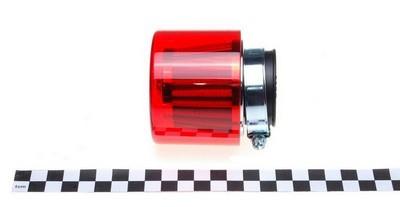 légszűrő sport KM101M1 műanyag ház, piros