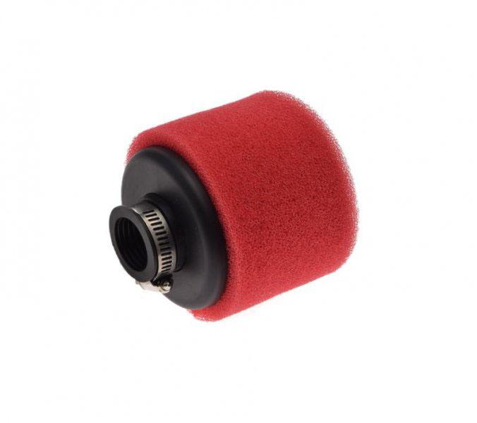 Légszűrő szivacs egyenes csőre 28mm