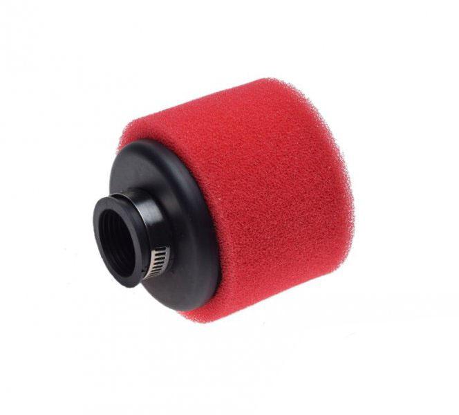 Légszűrő szivacs egyenes csőre 32mm