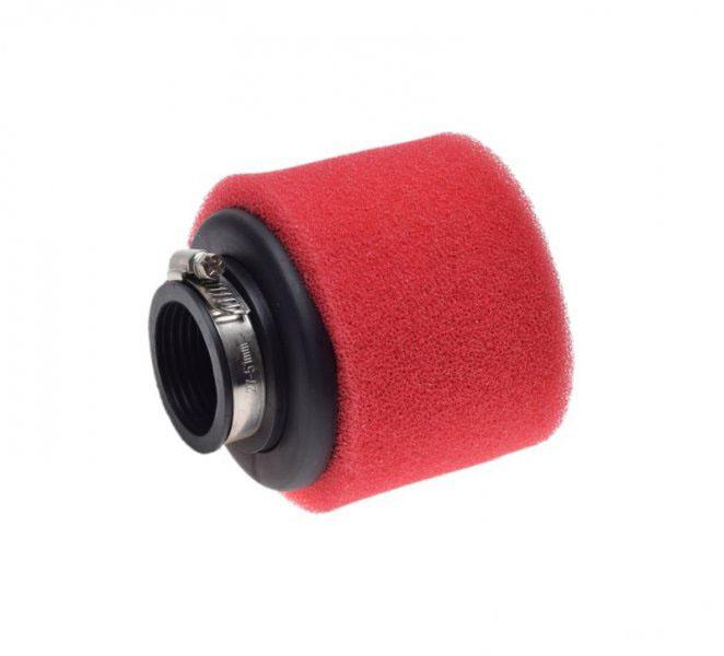 Légszűrő szivacs egyenes csőre 38MM