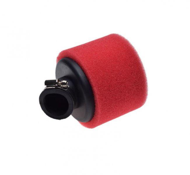 Légszűrő szivacs egyenes csőre 32mm 45