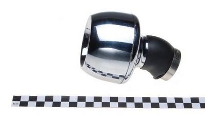 légszűrő kúp alakú 35mm nagy telj. króm