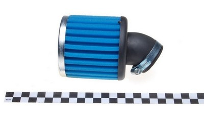 légszűrő kúp alakú 36mm nagy telj. (henger alakú)