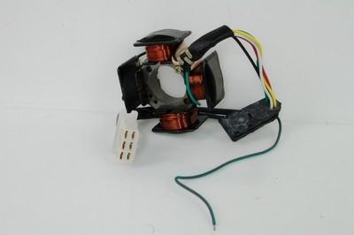 Generátor állórész-generátor 4 tekercs, 7 vezetékes