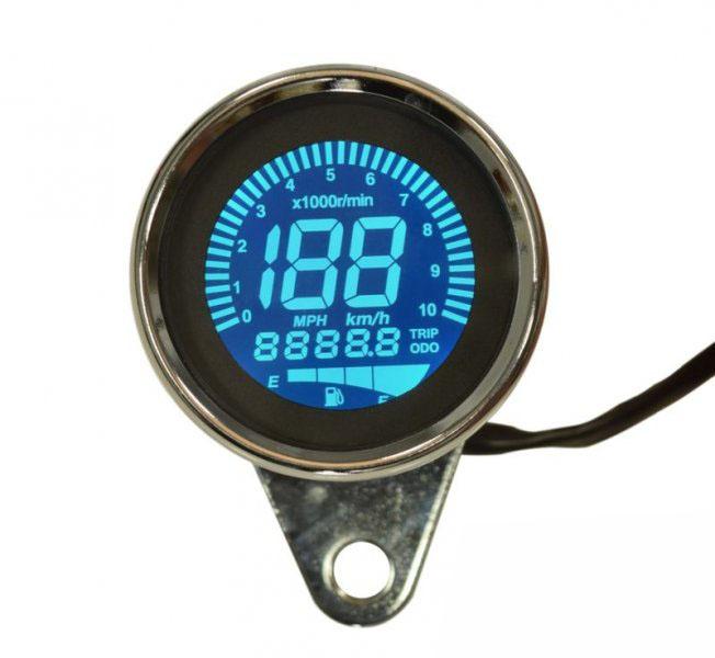 Sebességmérő műszer, univerzális (digitális)