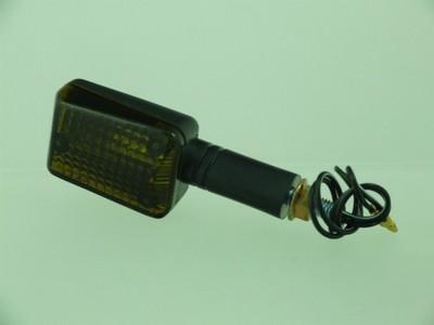 Index irányjelző lámpa MINI fekete, füst, hosszú