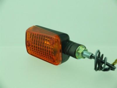 Index irányjelző lámpa MINI fekete, sárga, rövid