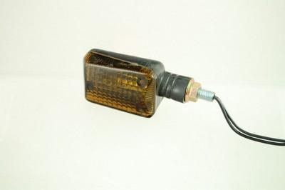 Index irányjelző lámpa MINI fekete, füst, rövid
