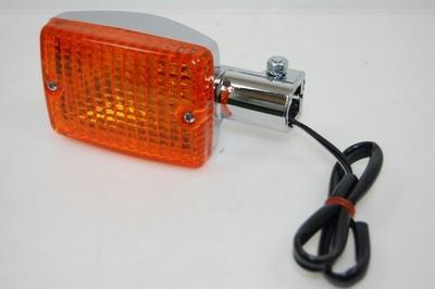 Index irányjelző lámpa XJ400 1100 króm