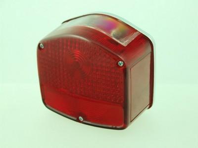 hátsó lámpa, CB125/450