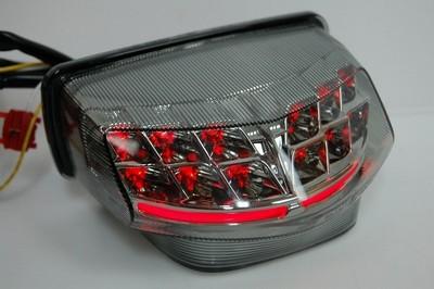 hátsó lámpa, LED, EU szabványos, HONDA CBR600RR