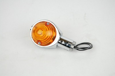 Index irányjelző lámpa HARLEY DAVIDSON, kormányrúdra, 25.6mm