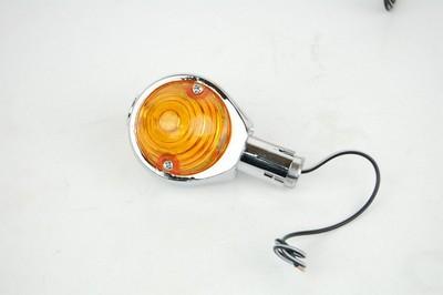 Index irányjelző lámpa HARLEY DAVIDSON, kormányrúdra, 22mm