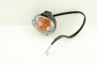 Index irányjelző lámpa, első, víztiszta búrás, pár