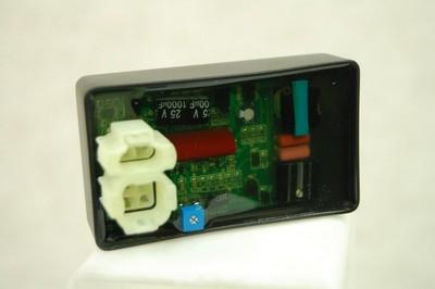 CDI C.D.I. vezérlő elektronika, - DC sebesség korlátozó nélkül,