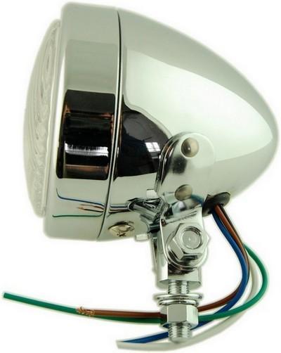fényszóró első, átm.108mm, H4 60/55W 12V