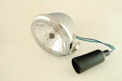 fényszóró első, átm. 123mm, H4