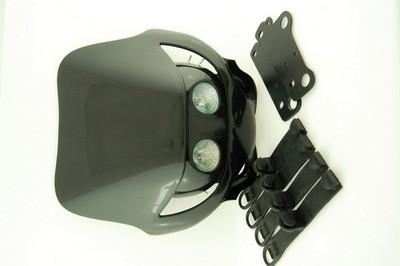 első fejidom fényszóróval, univerzális HALOGEN, kicsi