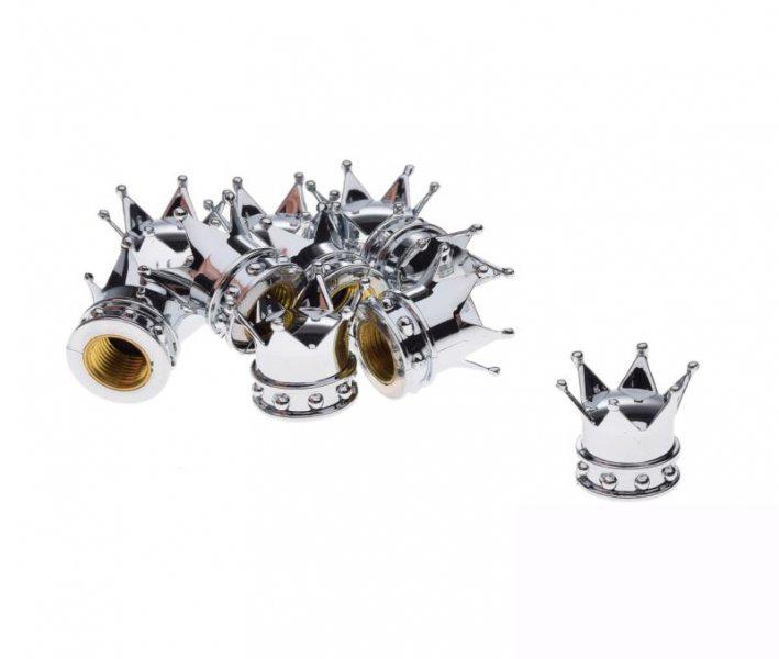 Szelepsapka, korona (ezüst) 10db