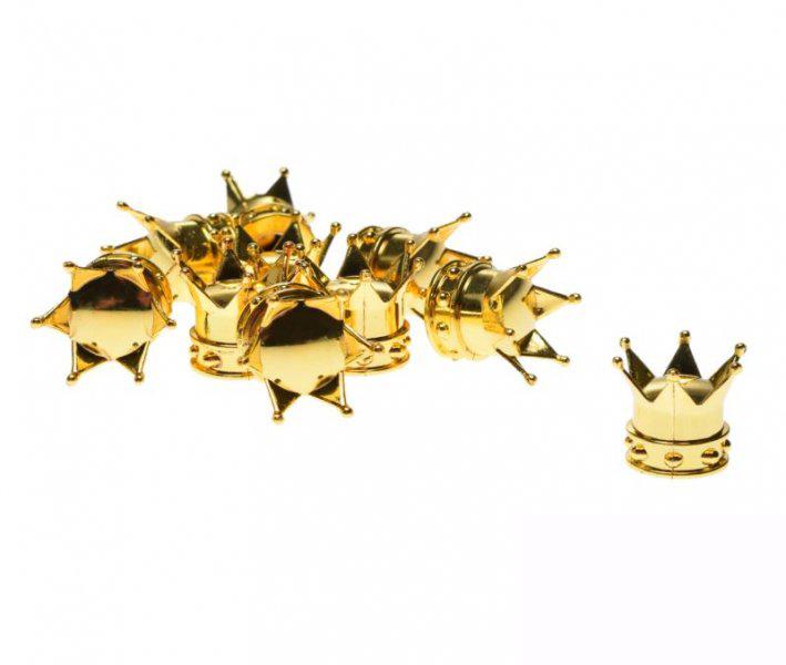 Szelepsapka, korona (arany) 10db