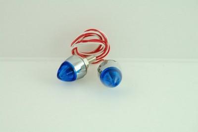 csavar, Rendszámtábla rögzítő kék fényszóró