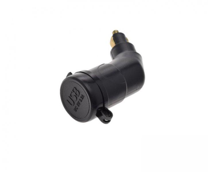 USB szivargyújtó (2xUSB) adapter
