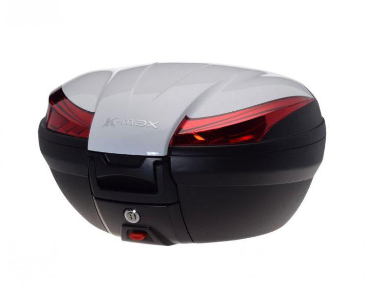 Hátsó doboz, K-MAX, adapter platnival 50L fehér