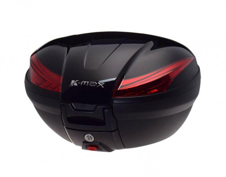 Hátsó doboz, K-MAX, adapter platnival 50L