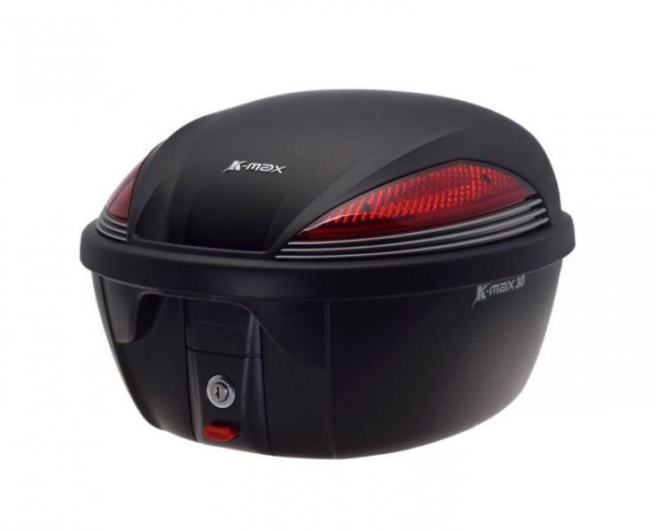 Hátsó doboz, K-MAX, adapter platnival (30L)