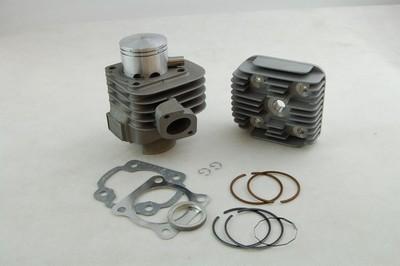 Henger szett Alumínium 70ccm Aprilia Scarabeo Malaguti F10 F12
